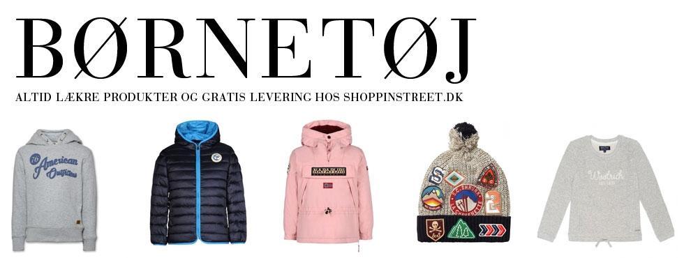 Børnetøj - tøj og sko Indre By København shopping street- shoppinstreet.dk - ShoppinStreet.dk