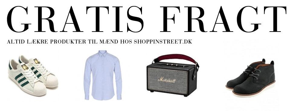 Herre modetøj- ShoppinStreet.dk - Indre By