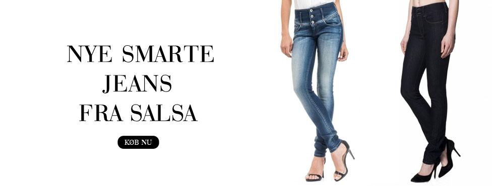 Jeans Online - Indre By - Shopping Street Copenhagen -