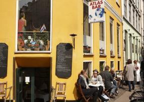 Atlas Bar / Flyvefisken