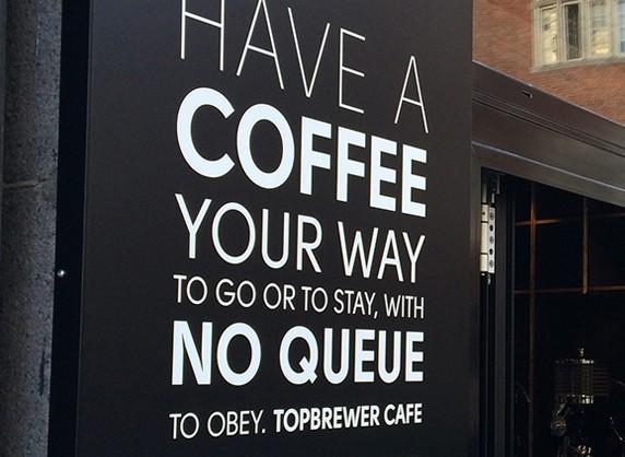TopBrewer Cafe