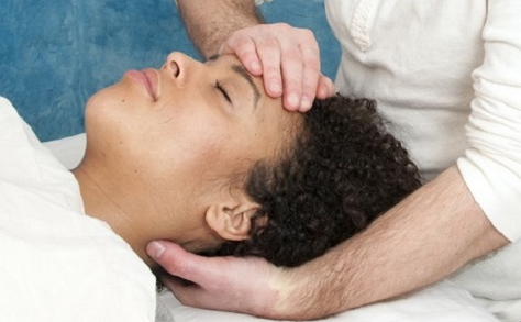 Kranio-Sakral Terapi og Massage