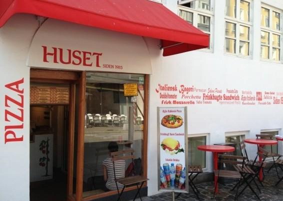 PizzaHuset